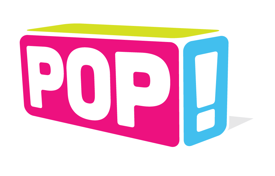 Pop! Photo Booth Logo