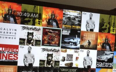 Spotify Mac Screensaver